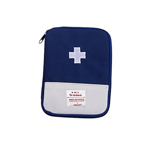 Erste Hilfe Set Tasche First Aid Bag Medizintasche Notfalltasche Sanitätstasche Reiseapotheke Tasche wasserdicht für Sport Reise Camping Trekking Training Erste-Hilfe-Koffer Notfalltasche (L)
