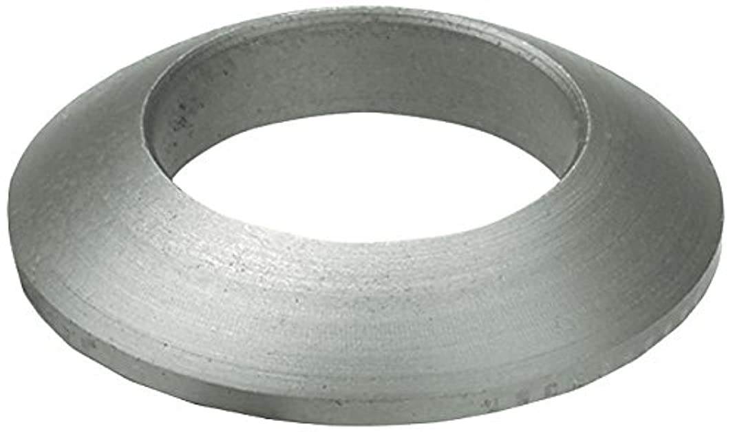 J.W. Winco 84NG40/CNI DIN6319-NI Spherical Seat Washer, 8.4 mm I.D, 303 Series Stainless Steel