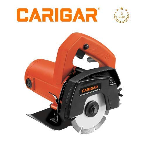 CARIGAR 1050-Watt 4 Inch/100 mm 5 Star Marble Cutter (Orange)