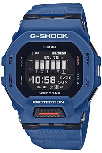 [カシオ] 腕時計 ジーショック GBD-200-2JF メンズ ブルー