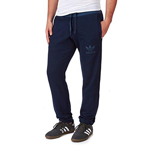 adidas Originals Herren Sweathose blau S