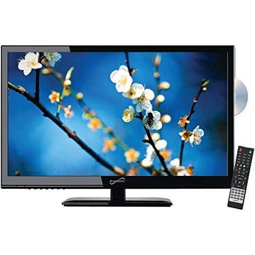 For Sale! Supersonic Sc-2412 24 1080p Led Tv/dvd Combination, Ac/dc Compatible With Rv/boat