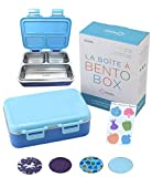 Stainless Steel Bento Lunch Box for Kids Toddlers Baby...