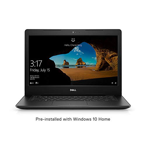DELL Vostro 3480 14-inch Laptop (8th Gen Core i5-8265U/8GB/1TB HDD/Window 10/2 GB AMD Radeon 520 Graphicss), Black