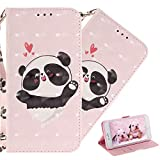 COTDINFOR Nokia 6.1 2018 Case Cute Animal 3D Effect Painted