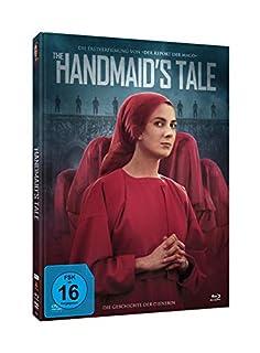 The Handmaid's Tale - Die Geschichte der Dienerin - Mediabook  (+ DVD) [Blu-ray]