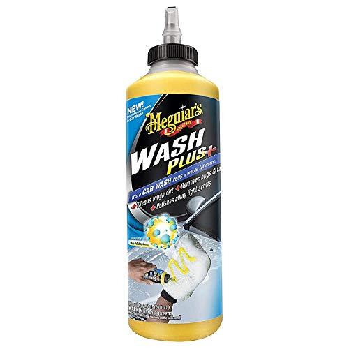 Meguiars Wash Plus+ - Hochkonzentrierte Formel