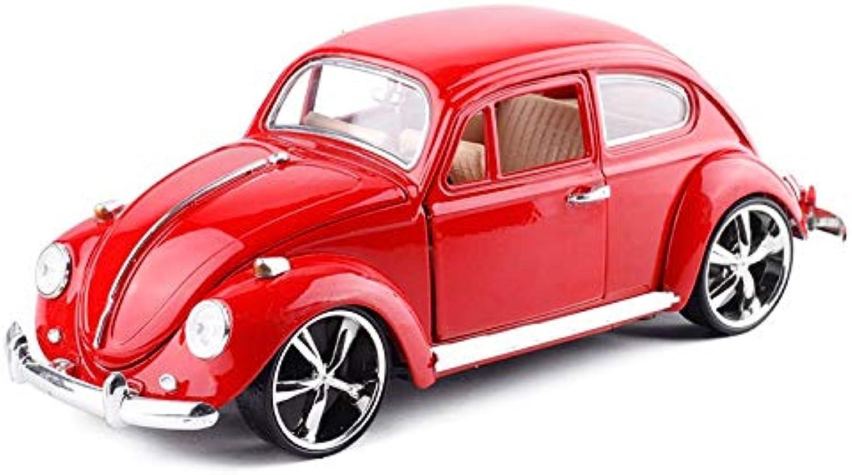 Generic MZ 1 18 Alloy Retro Retro Retro Classic Beetle Car Model