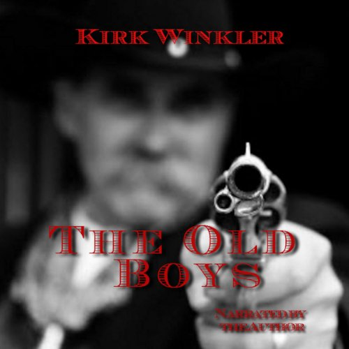 The Old Boys audiobook cover art