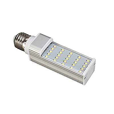 UEETEK E27 LED Energy Saving Lamp to Fit All Fish Pod and Fish Box Aquariums (White) (5W)