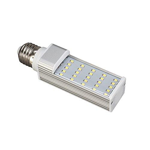 ueetek Leuchtmittel LED für Aquarium von 5W E27Energiesparend mit Licht weiß