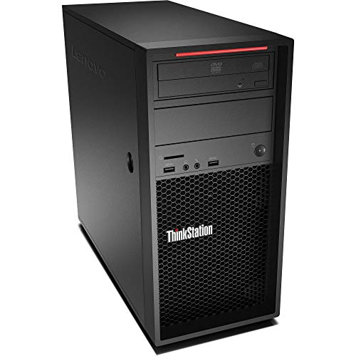 Lenovo 30BX002DUS ThinkStation P520c Intel Xeon W-2123 Windows 10 Pro 64