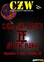 Czw- Combat Zone Wrestling- Cage of Death 2 Double DVD-R Set