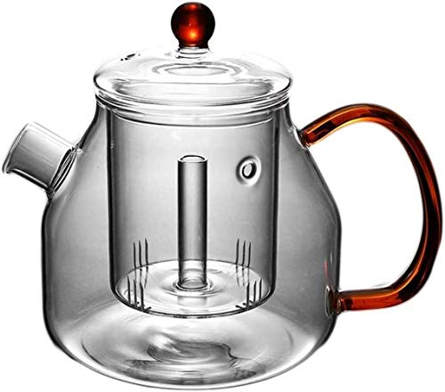 Cup Glass High Temperature Set D 'Thickened Water Large Household 1250 Ml Heat Resistant (Size : Cooking Teapot)/ Commodity Code: ZHJ-479 (Size : Cooking Teapot)