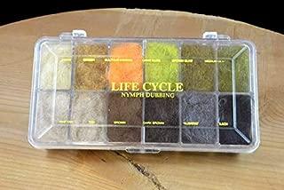 Wapsi Fly Tying Dubbing Dispenser, Life Cycle Dubbing