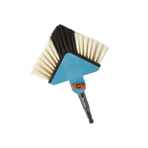 Gardena 03633-20 Tête de loup Combisystem, Bleu/noir
