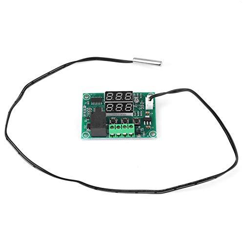 Termostato digital, interruptor de termostato LED de dos colores con alta precisión para gabinetes para ingeniero