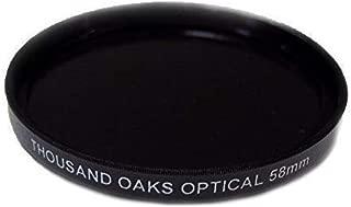 Threaded Black Polymer Solar Filter for Cameras, 77mm