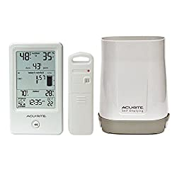 3 Best Wireless Rain Gauges with Thermometers: Extremely Popular! 2