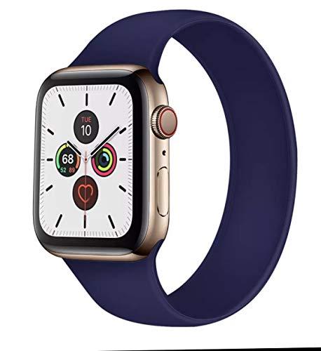 Cinturino in silicone per Apple Watch Serie 1, 2, 3, 4, 5, 6 e SE