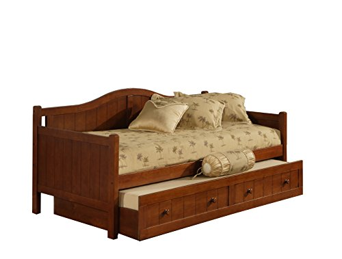 Hillsdale Furniture Hillsdale Staci, Cherry Daybed with Trundle, Twin