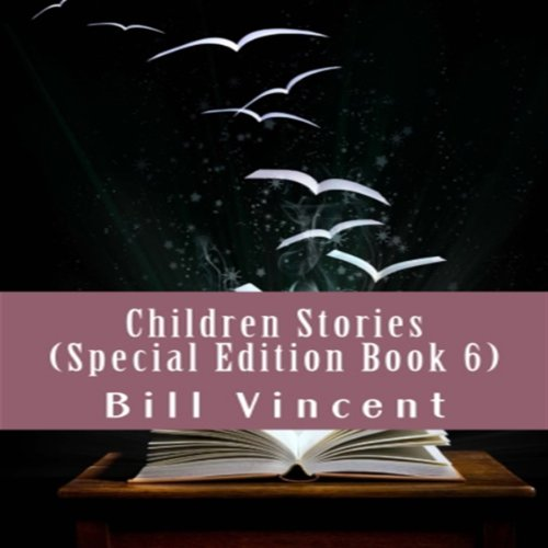 Children Stories audiobook cover art