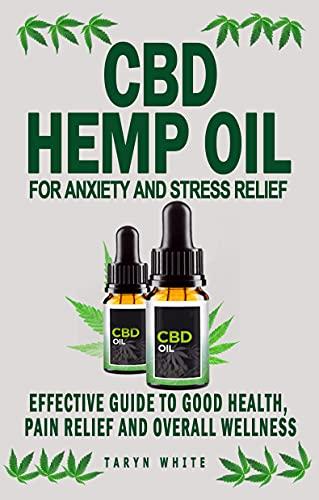 CBD HEMP OIL FOR ANXIETY AND STRESS...