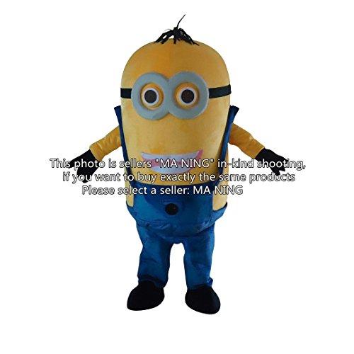 MYOS - Disfraz de Minion para adultos: Amazon.es: Juguetes y juegos