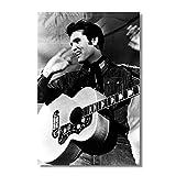 NOVELOVE Wandkunst Bild Elvis Presley Die Hinterwäldler