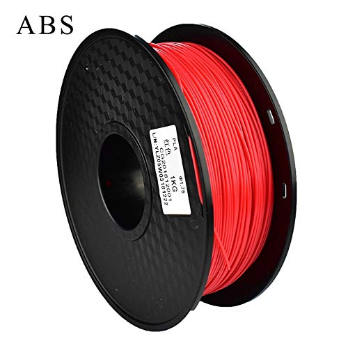 XuBaoFu, 2019 PLA/ABS/PETG 3D Printer Filament 1,75 MM 1 kg 100/200 m Kunststof benodigdheden Filament Materiaal Voor RepRap 3D filament ABS/PLA filament