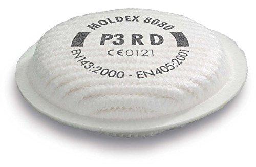 Moldex 8080Filter P3RD (Paar)