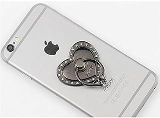Rosa Stand de Smartphones HSDDA Soporte para teléfono Soporte del Anillo del Arco del teléfono del Metal Soporte del Soporte del Anillo del iPad