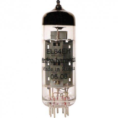 - Sovtek - EL84. Válvula de etapa final para amplificadores Marshall, Peavey y Orange
