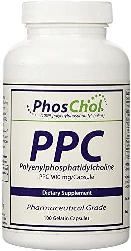 Translated Nutrasal PhosChol 900 Milligrams Selling 100 of 2 Softgels Pack