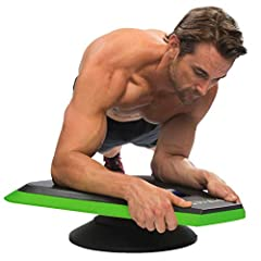 """PROUDLY MADE IN THE USA Play games on your smartphone by using your Abs. The Stealth Fitness app is FREE and includes 4 games """"Stealth Speed Gliding"""", """"Color Chase"""", """"Galaxy Adventure"""" and """"Space Escape."""" Tracks your daily progress and includes real-..."""