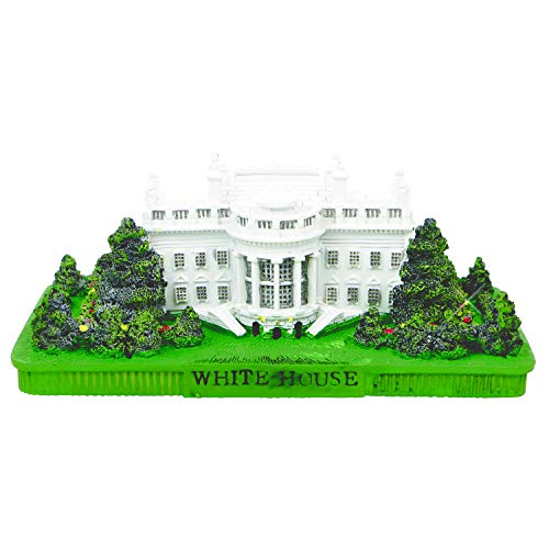Great Places To You White House Poly Replica Small, Washington DC Souvenirs, Washington D.C. Gifts
