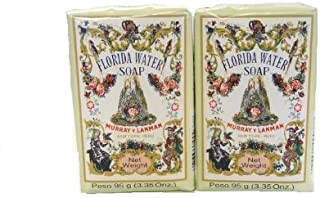Florida Water Soap Lot of 2