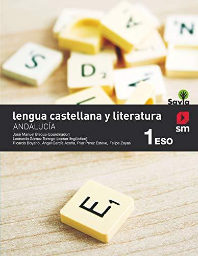 Lengua castellana. 1 ESO. Savia. Andalucía