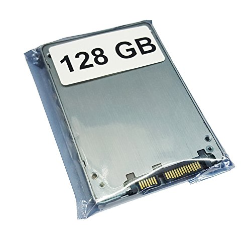'SSD Disco Duro 2,5 SATA3 para Toshiba Satellite a at-16 N 128 GB