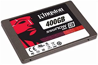 Kingston Digital, Inc. SSDNow E100 400GB SSD SATA 3 2.5-Inch Solid State Drive SE100S37/400G