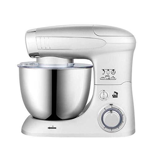 DIDIOI blender, elektrische mixer, 4 liter grote kom 6-versnellingen-mixer thuis keukenchef elektrische kookkeuken menger ijs