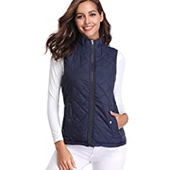 Slim fit and lightweight, keep you warm and always on trend. Solid color, easy to match. Suitable for work, holiday or just daily wear. Type: Waistcoat Gender: Women's Style: Casual Material: Nylon, Polyester, Spandex Size Type: Regular Sleeve Length...
