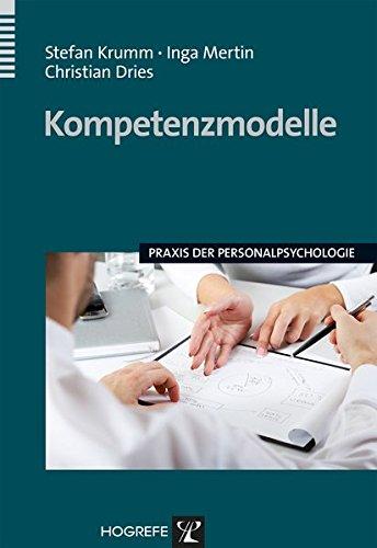 Kompetenzmodelle: Praxis der Personalpsychologie