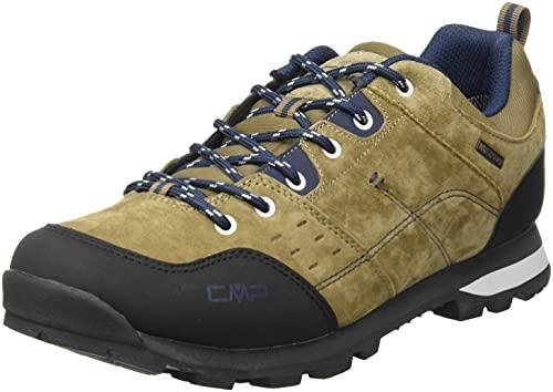 CMP Shoes, Zapatillas Alcor Low Trekking WP Hombre, Castoro, 44 EU