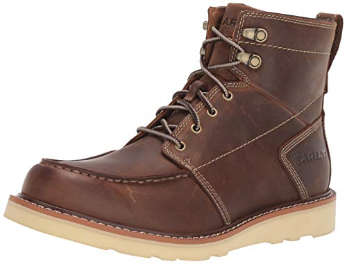 Ariat Men's Recon Lace Western Boot, Distressed Brown, 11EE