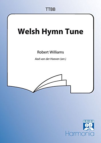 Robert Williams-Welsh Hymn Tune-TTBB-PART