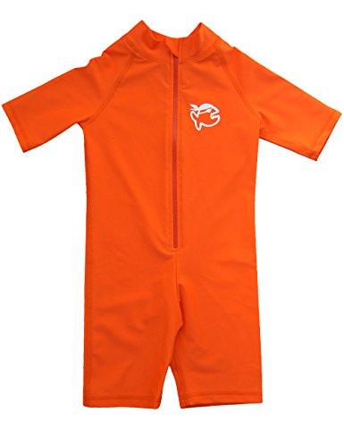 IQ-Company Kinder Uv Kleidung 300 Shorty Kiddys, Siren, 98 (2-3 years)