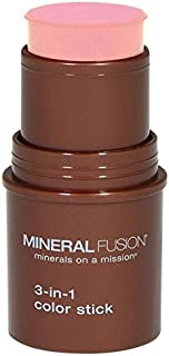 Mineral Fusion 3-in-1 Color Stick, Rosette.18 Ounce