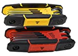 Texas Best Folding Metric and SAE Hex Keys | Metric and...