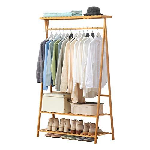 SDFGH kapstok, mantel, boom, hal, boom, vrijstaande kledingstang, gang schoenenbank, met 2 dieren planken voor slaapkamer/kantoor/entryway